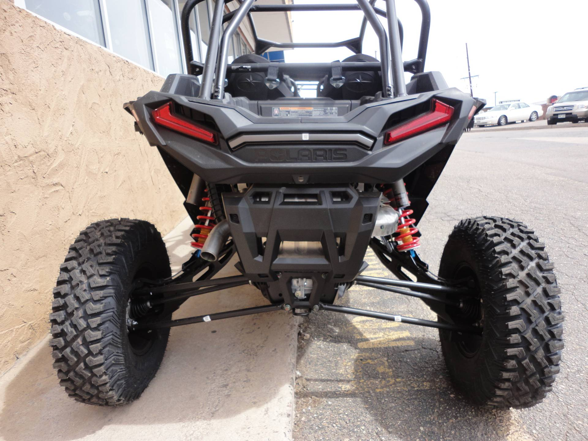2019 Polaris RZR XP 4 Turbo S Velocity in Denver, Colorado - Photo 8