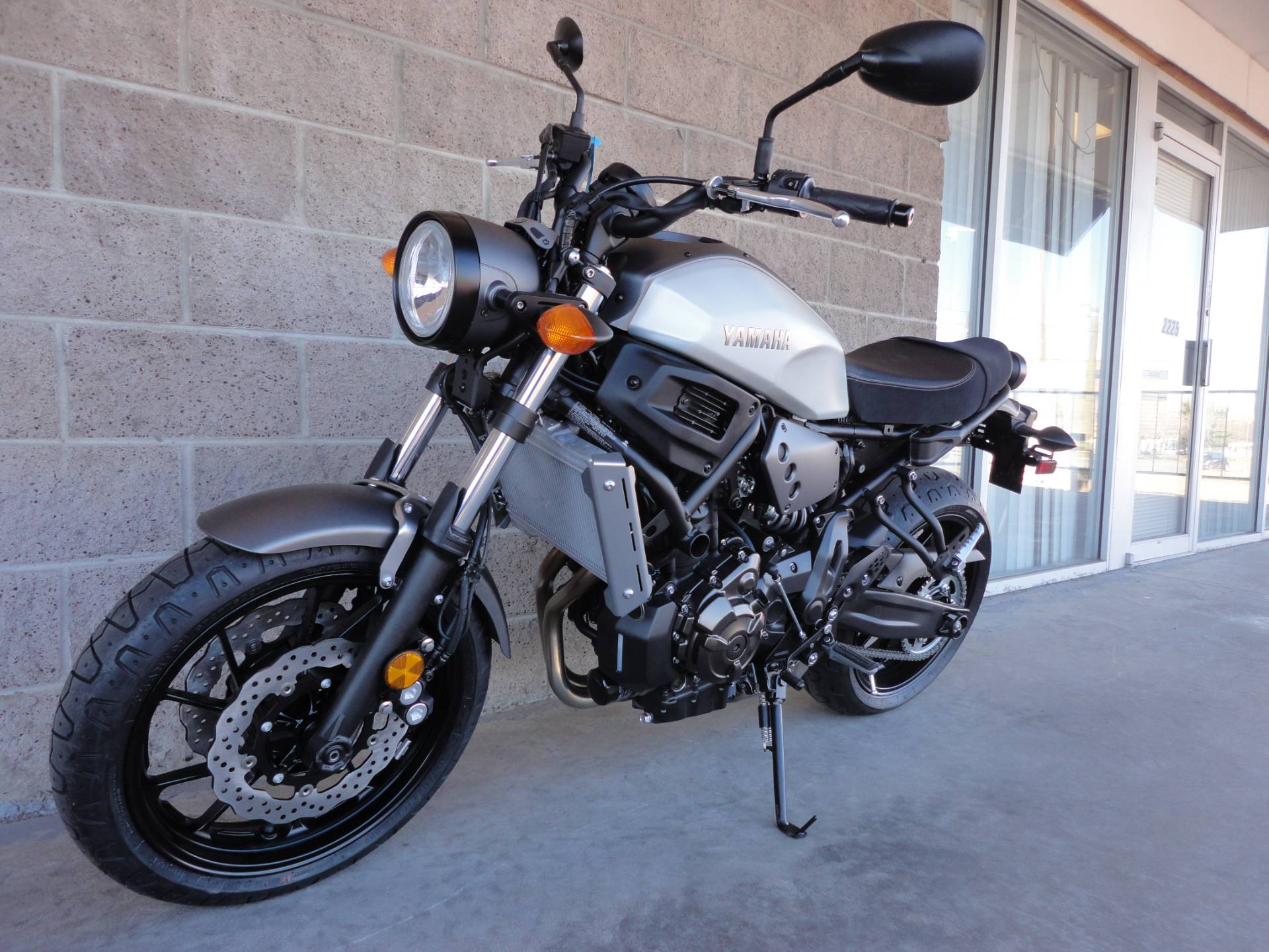 2018 yamaha xsr700 motorcycles denver colorado v0052 for Yamaha installment financing