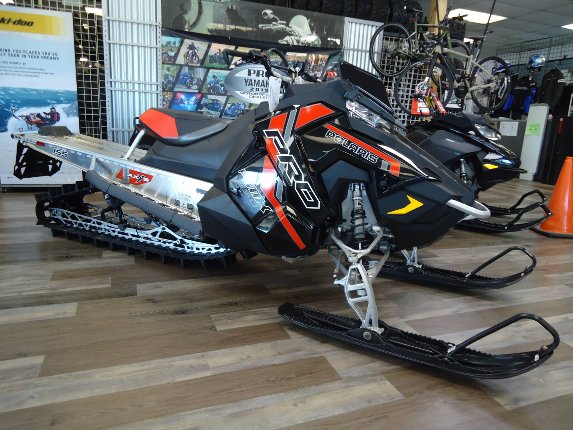 2021 Polaris 850 PRO RMK 155 3 in. Factory Choice in Denver, Colorado - Photo 19
