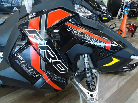 2021 Polaris 850 PRO RMK 155 3 in. Factory Choice in Denver, Colorado - Photo 4