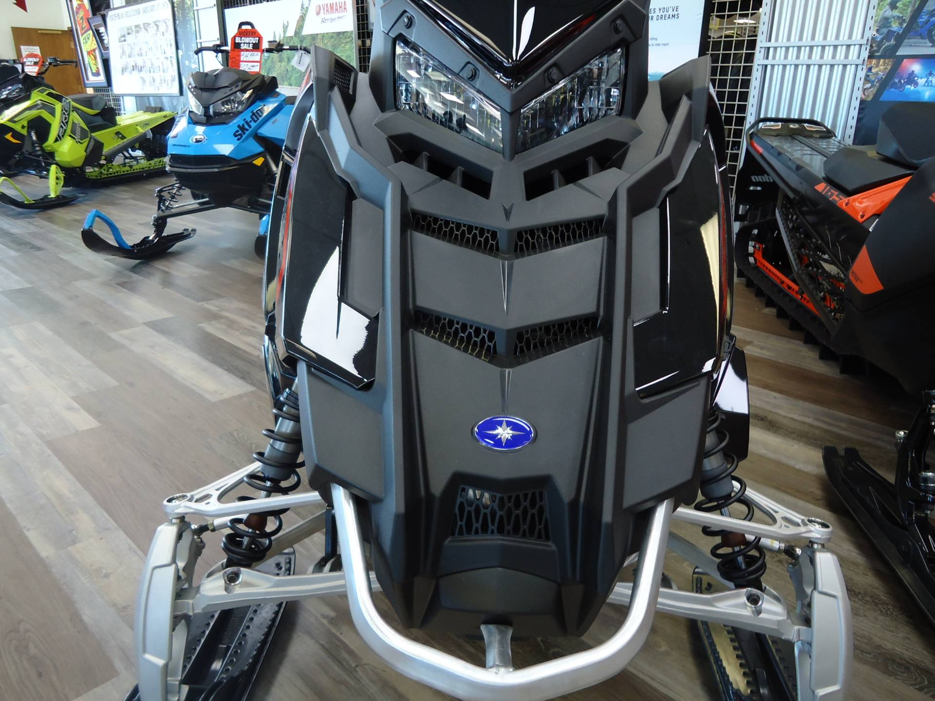 2021 Polaris 850 PRO RMK 155 3 in. Factory Choice in Denver, Colorado - Photo 6