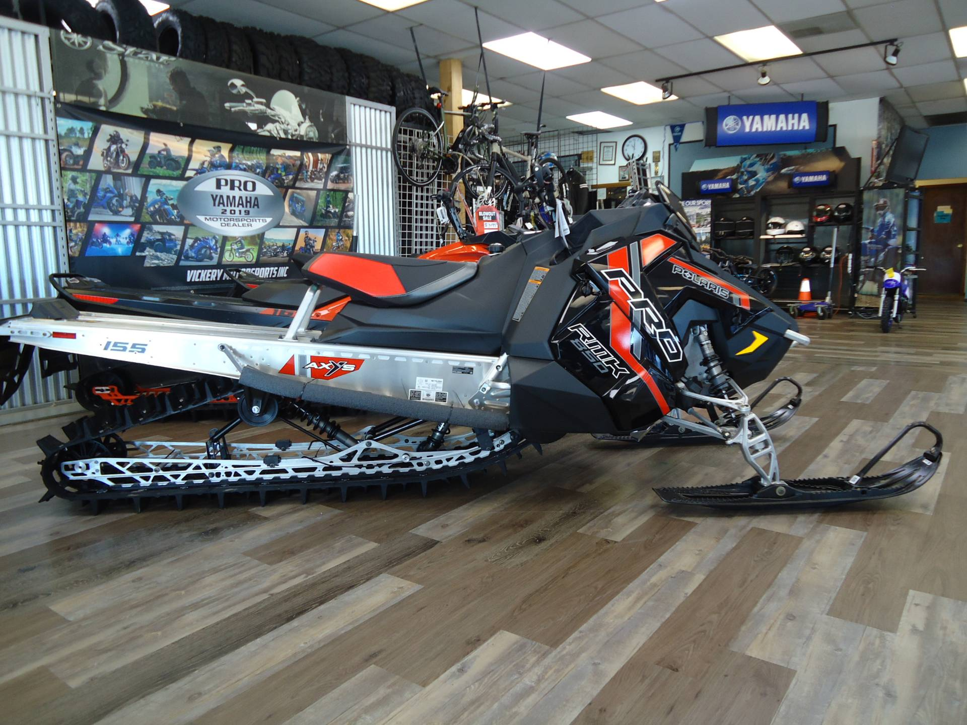 2021 Polaris 850 PRO RMK 155 3 in. Factory Choice in Denver, Colorado - Photo 2