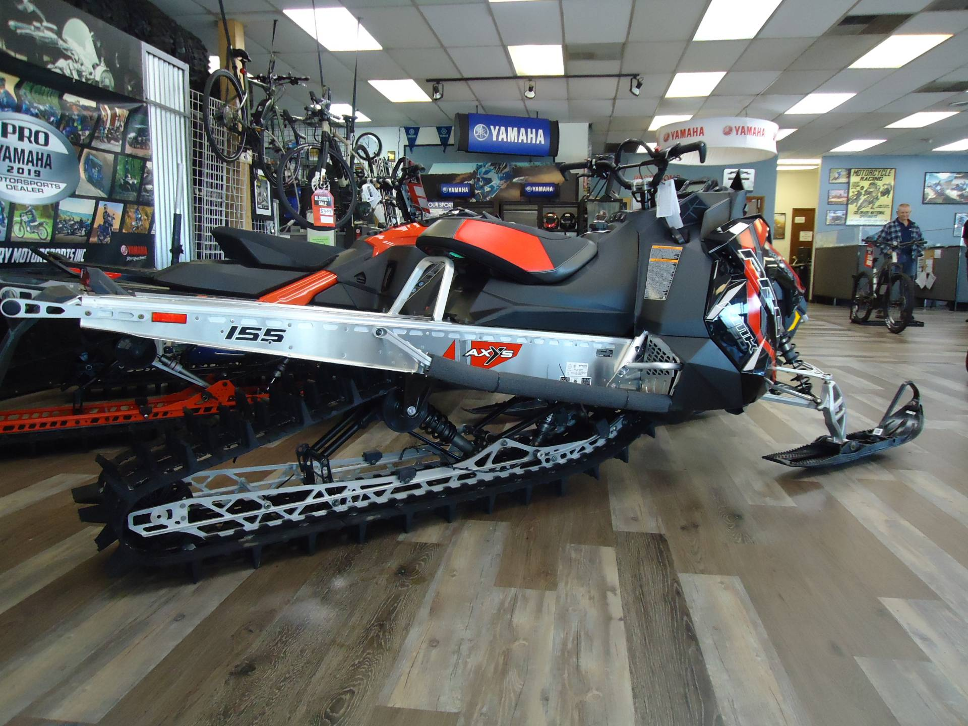 2021 Polaris 850 PRO RMK 155 3 in. Factory Choice in Denver, Colorado - Photo 3
