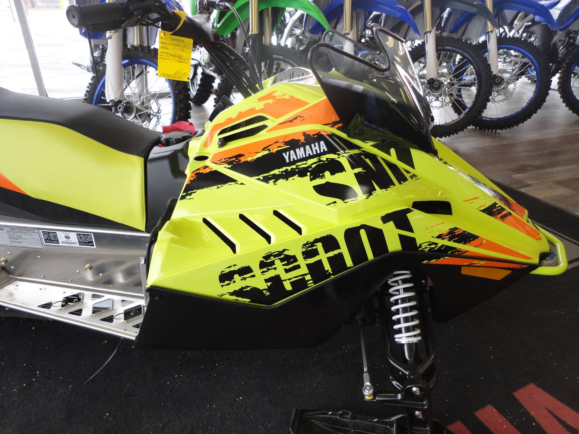 2020 Yamaha SnoScoot ES in Denver, Colorado - Photo 3