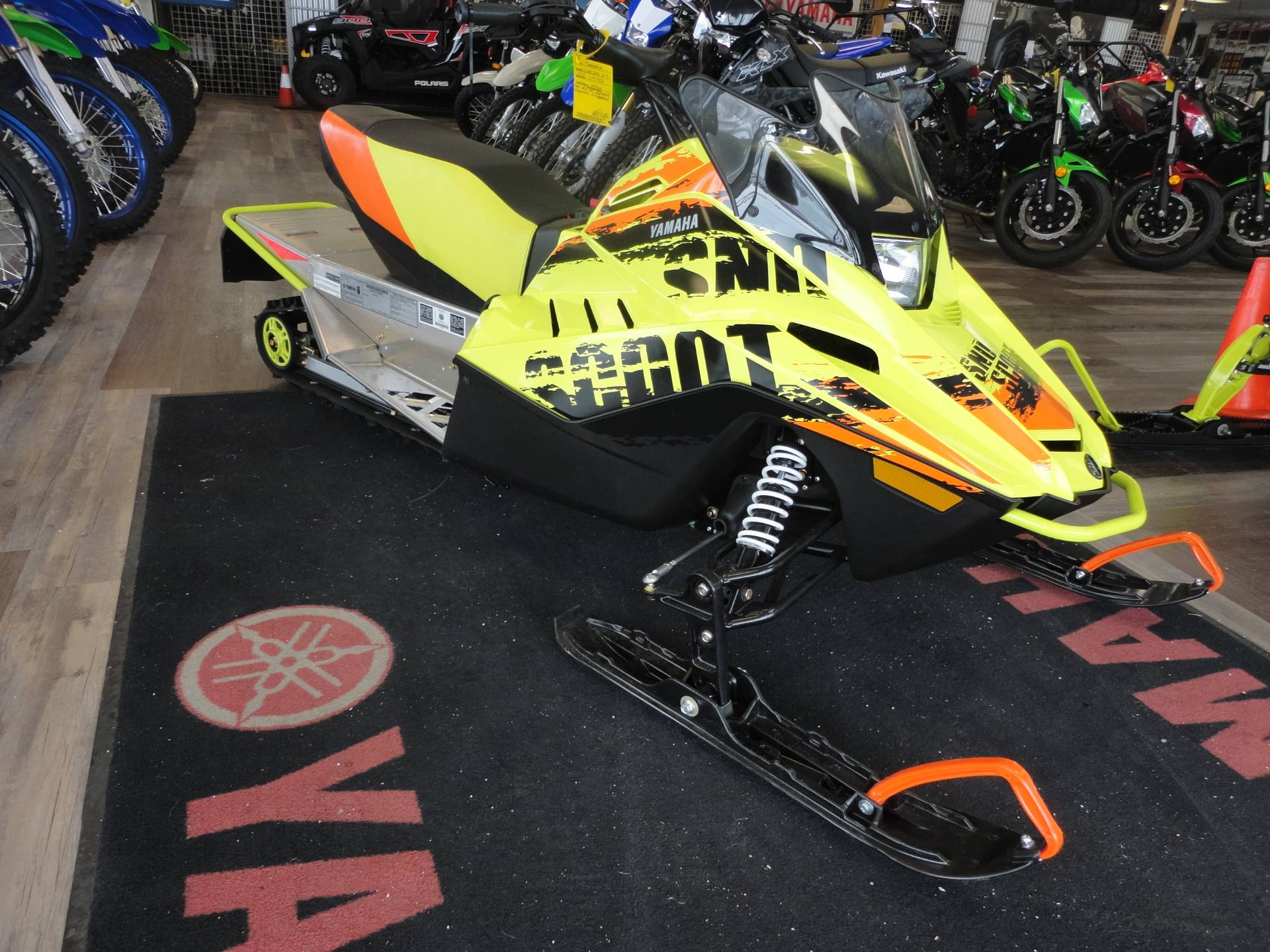 2020 Yamaha SnoScoot ES in Denver, Colorado - Photo 4