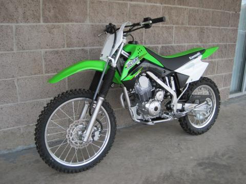 2017 Kawasaki KLX140L in Denver, Colorado