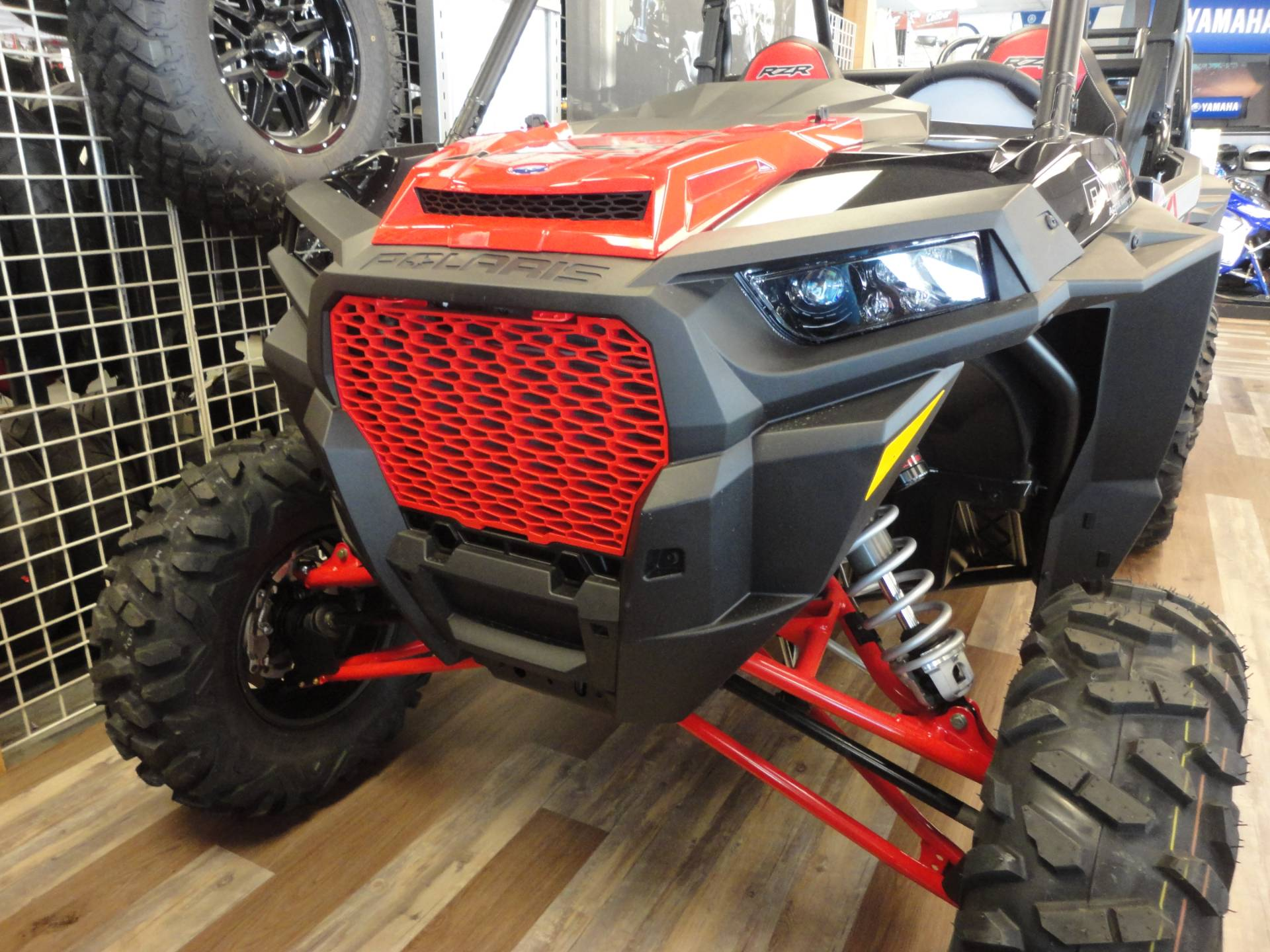 2018 Polaris RZR XP Turbo EPS Dynamix Edition in Denver, Colorado