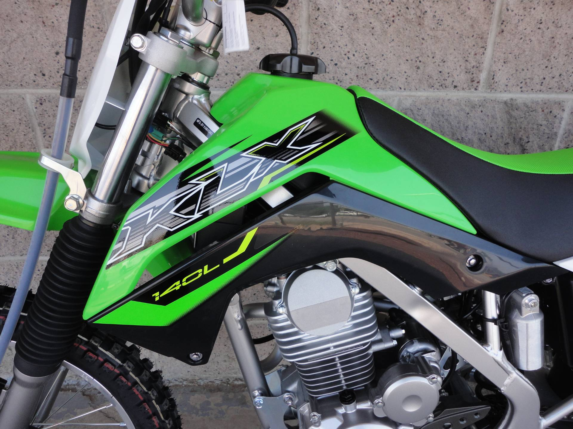 2019 Kawasaki KLX 140L in Denver, Colorado - Photo 3