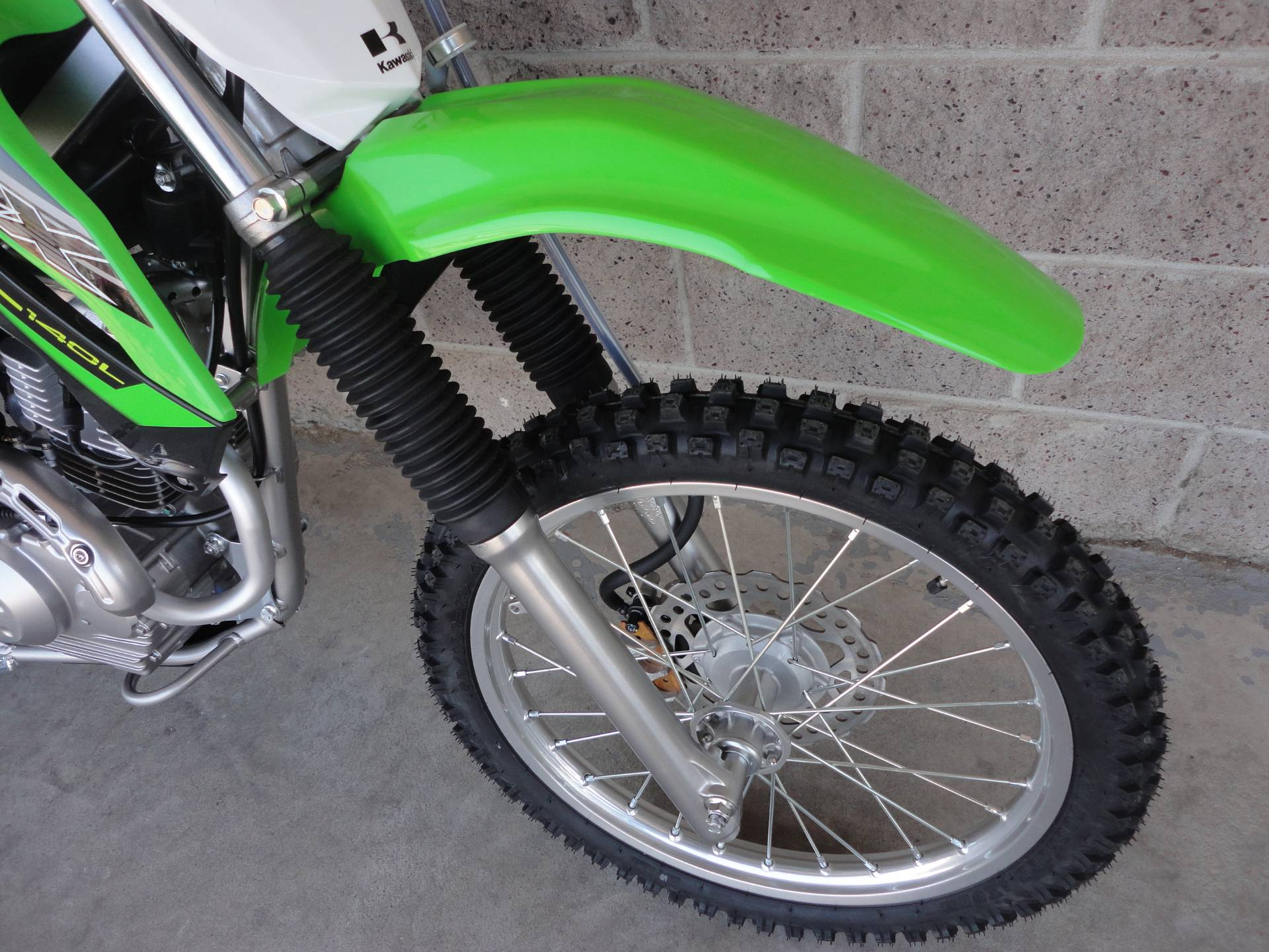 2019 Kawasaki KLX 140L in Denver, Colorado - Photo 16