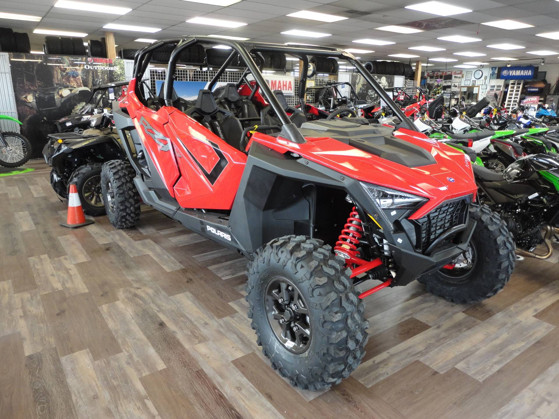 2020 Polaris RZR Pro XP 4 Premium in Denver, Colorado - Photo 11