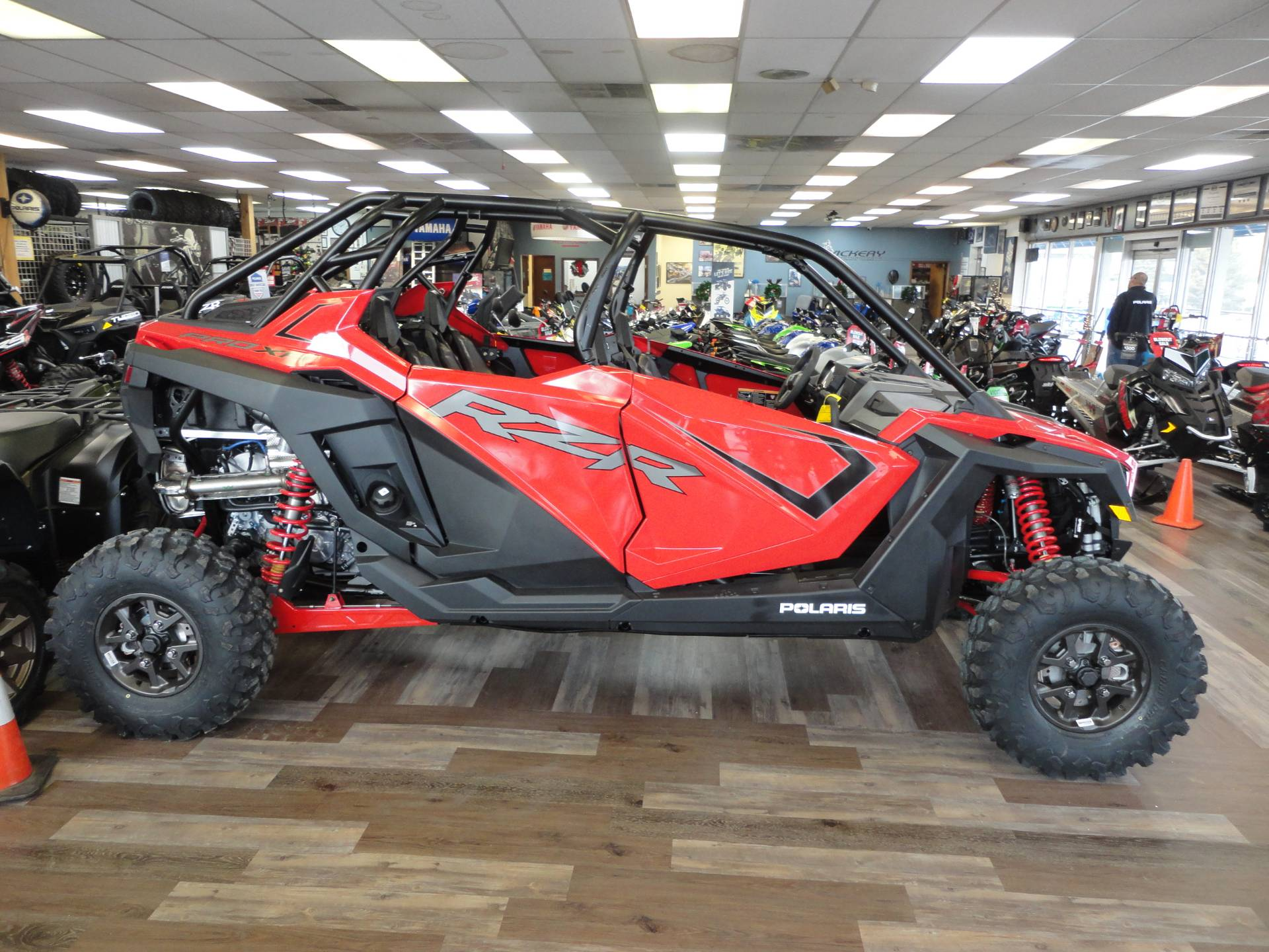 2020 Polaris RZR Pro XP 4 Premium in Denver, Colorado - Photo 3