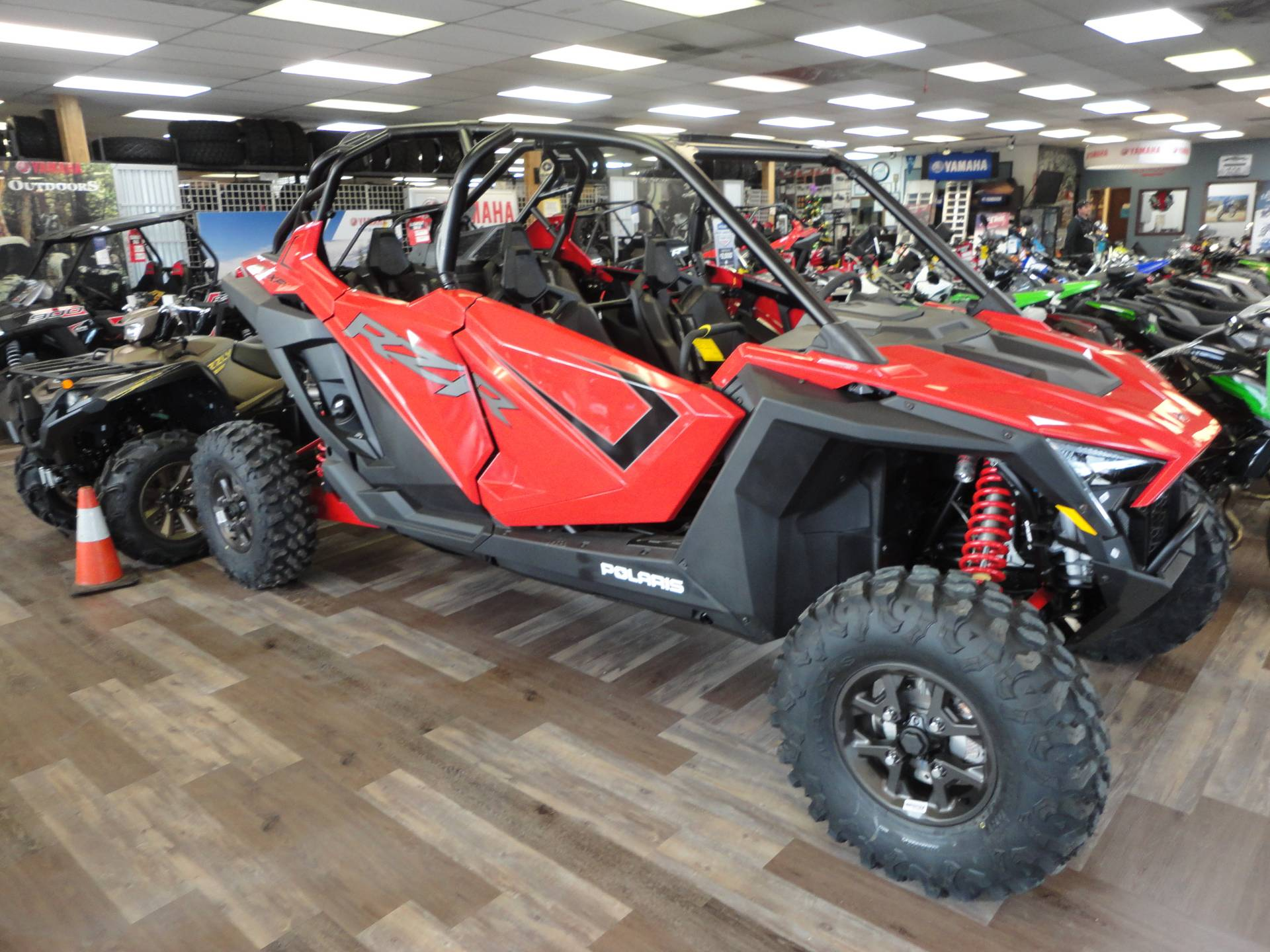 2020 Polaris RZR Pro XP 4 Premium in Denver, Colorado - Photo 16