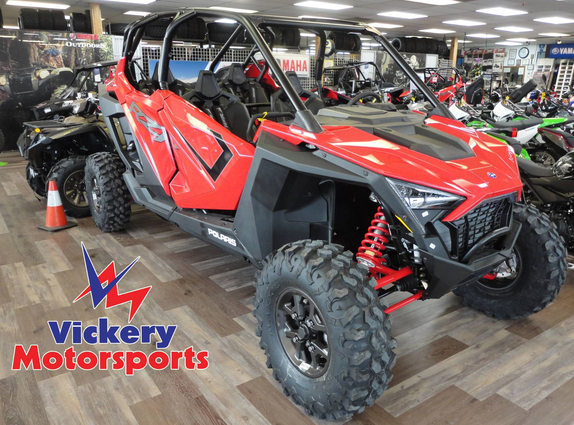 2020 Polaris RZR Pro XP 4 Premium in Denver, Colorado - Photo 1