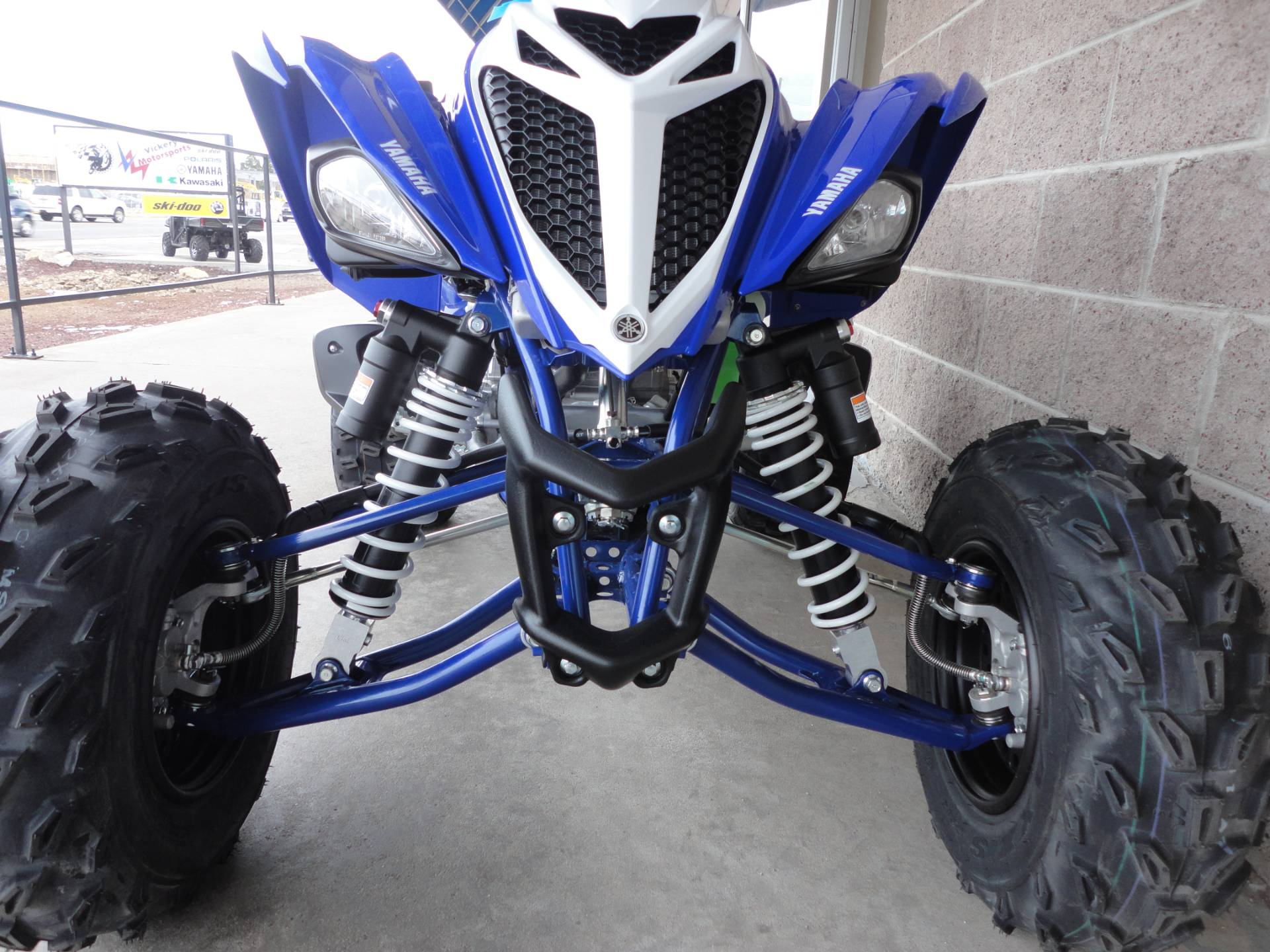 2018 Yamaha Raptor 700R in Denver, Colorado