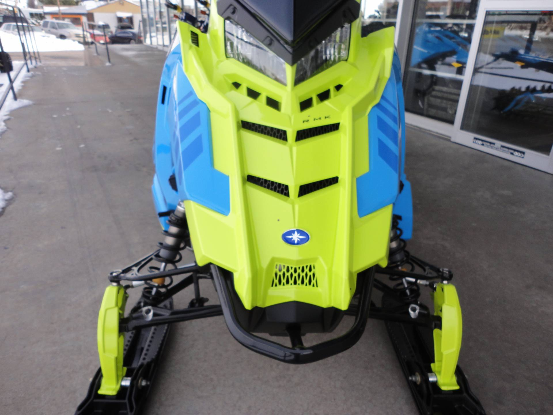 2020 Polaris 800 PRO-RMK 163 SC in Denver, Colorado - Photo 3