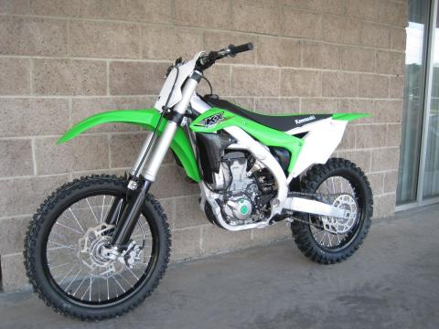 2017 Kawasaki KX450F in Denver, Colorado