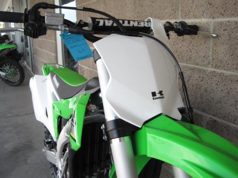 2017 Kawasaki KX450F in Denver, Colorado