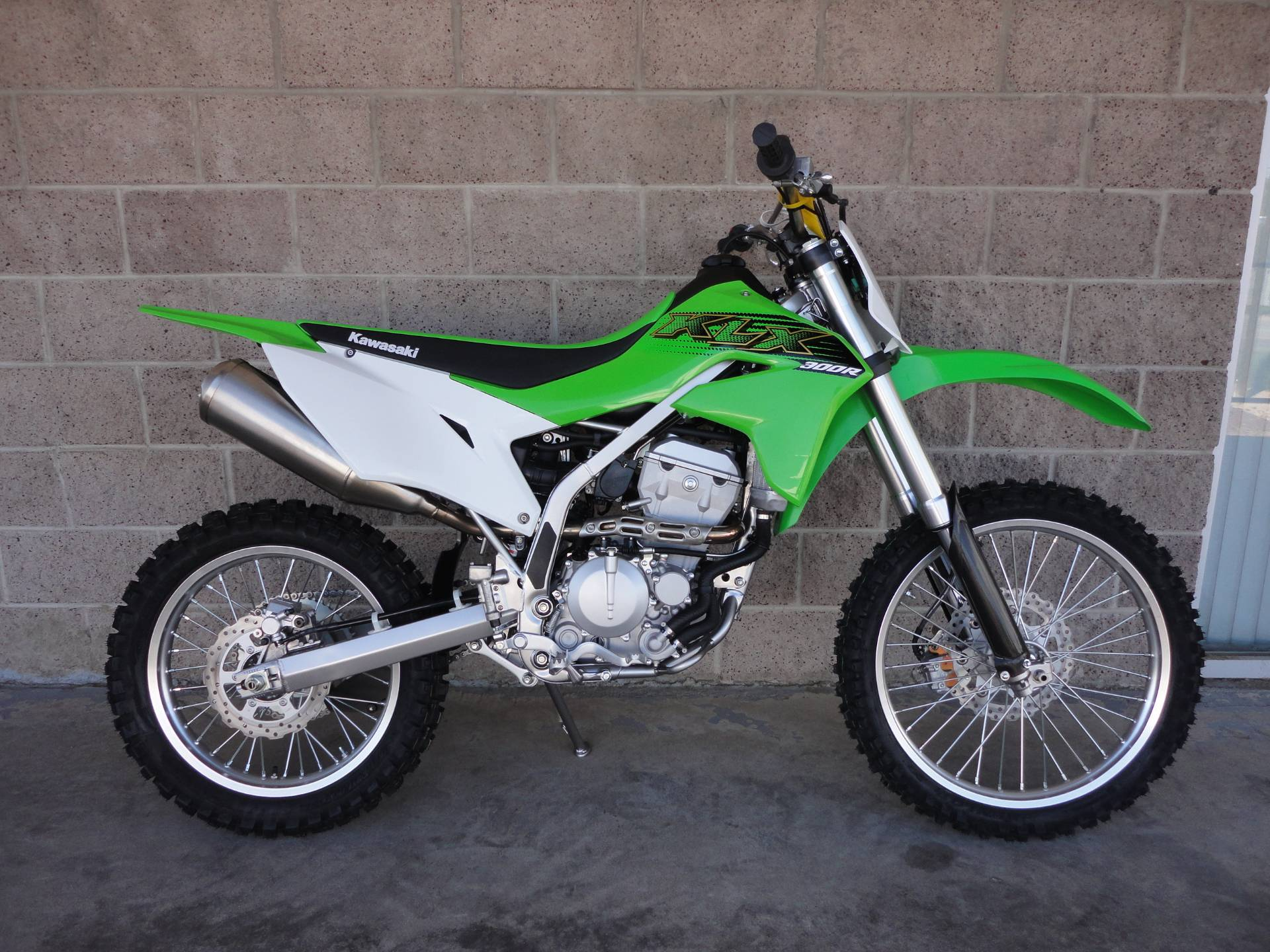 2020 Kawasaki KLX 300R in Denver, Colorado - Photo 13