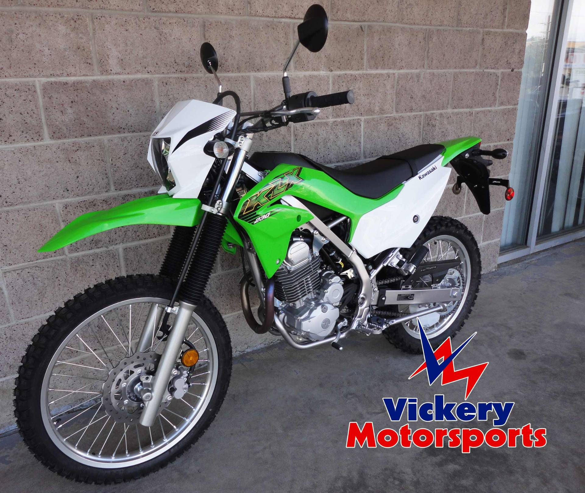 2020 Kawasaki KLX 230 in Denver, Colorado - Photo 1