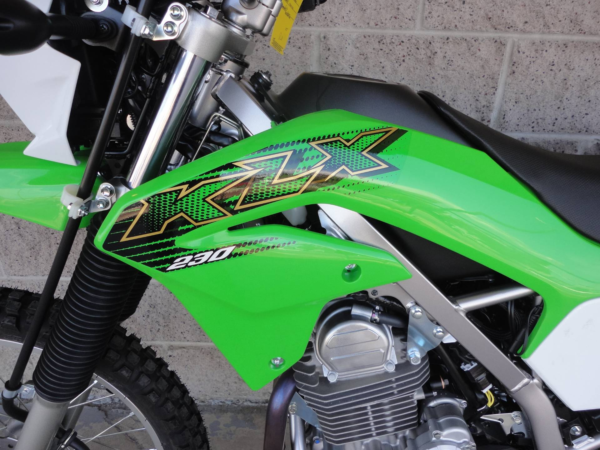 2020 Kawasaki KLX 230 in Denver, Colorado - Photo 3