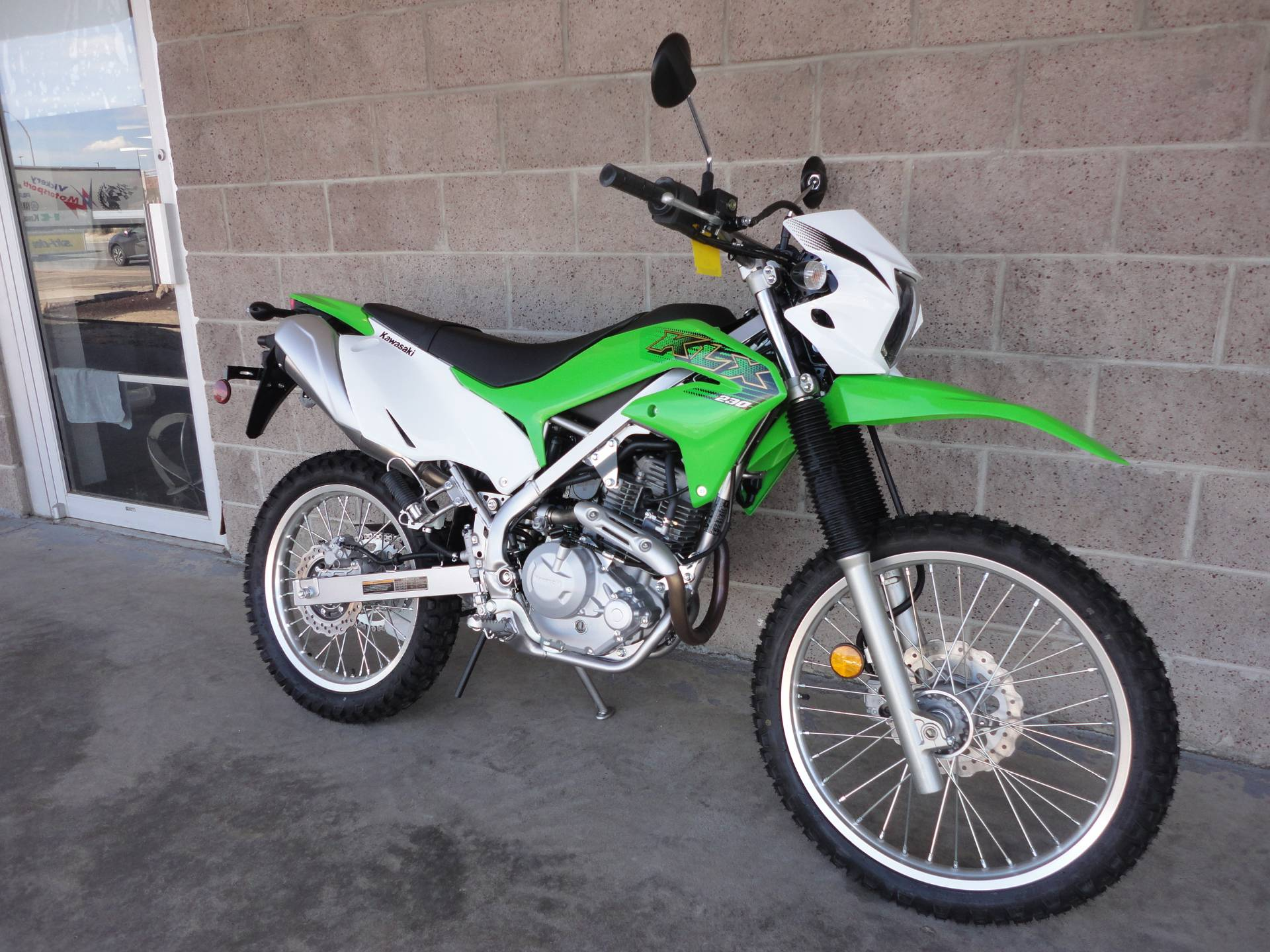 2020 Kawasaki KLX 230 in Denver, Colorado - Photo 12