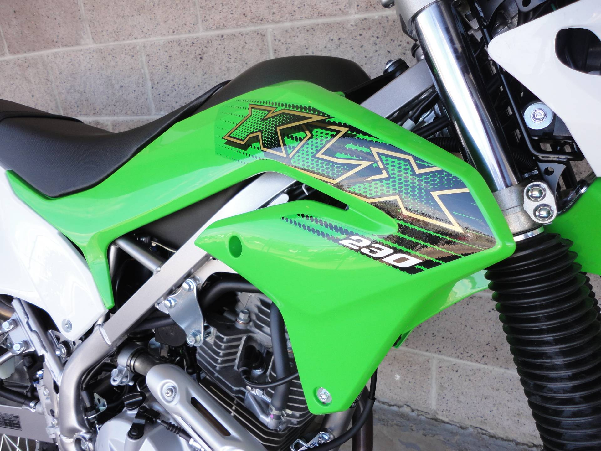 2020 Kawasaki KLX 230 in Denver, Colorado - Photo 16