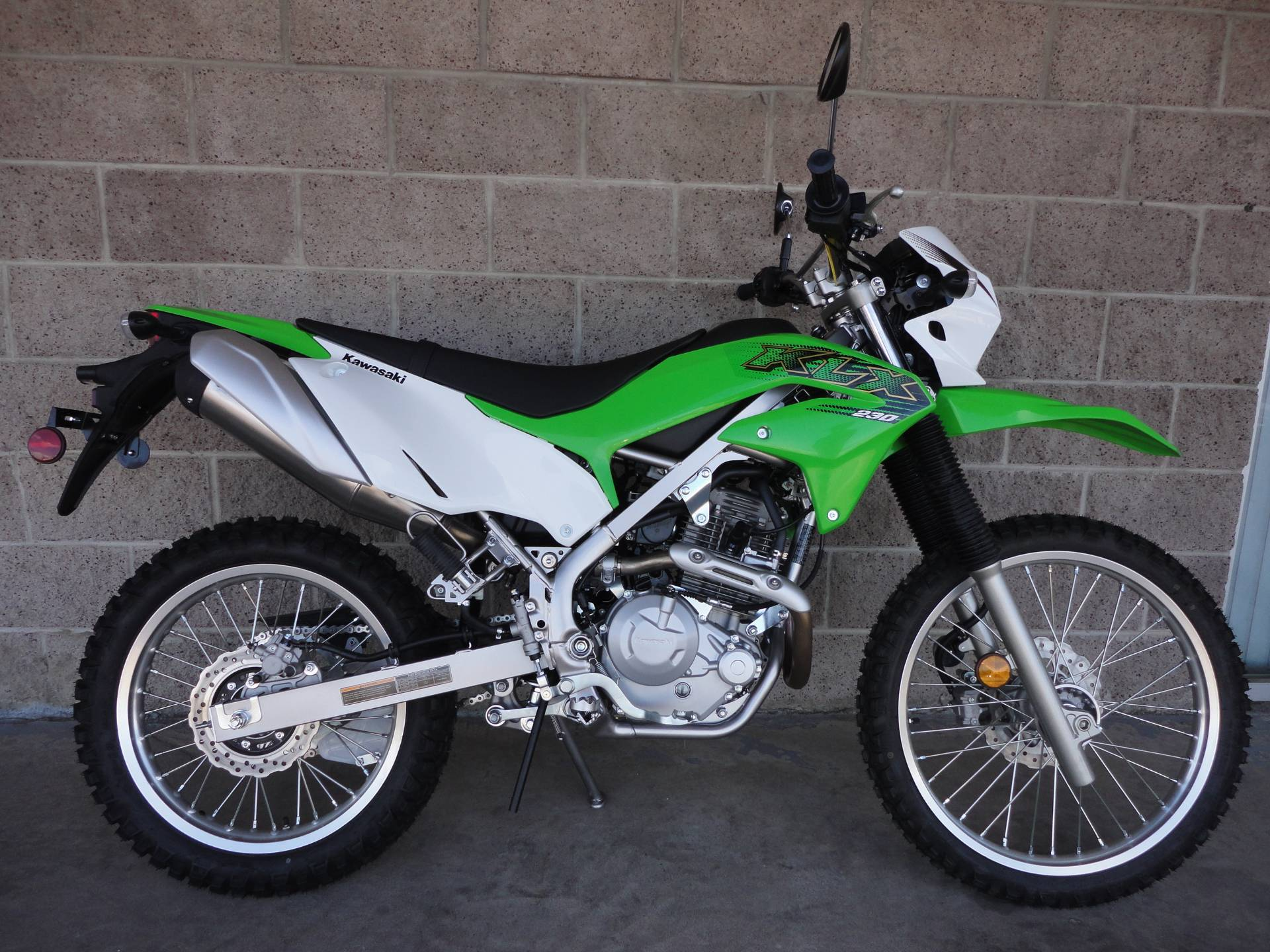 2020 Kawasaki KLX 230 in Denver, Colorado - Photo 13