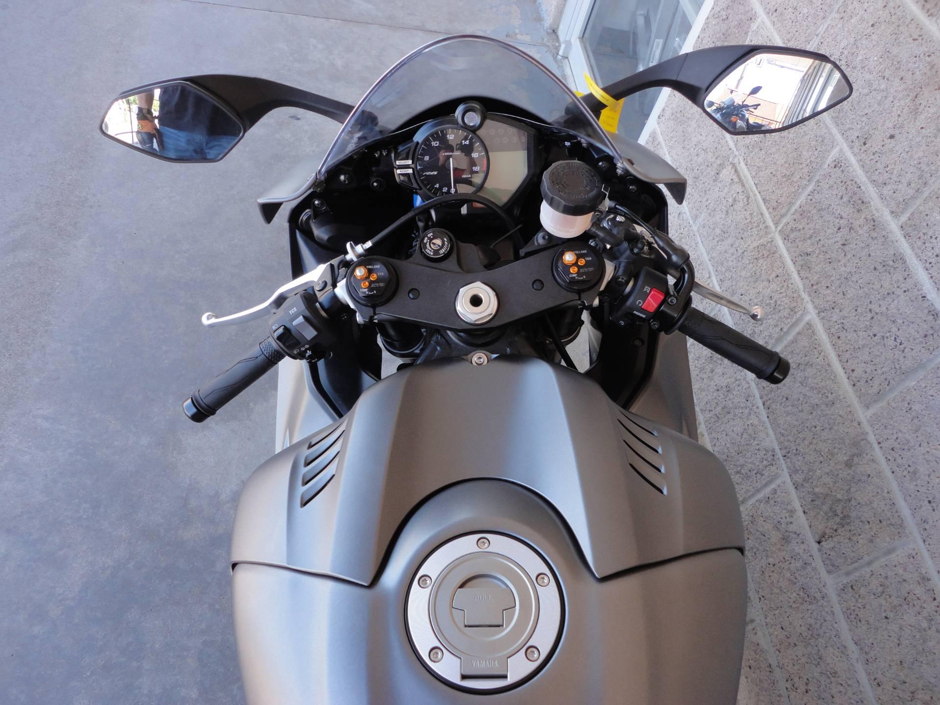 2019 Yamaha YZF-R6 9