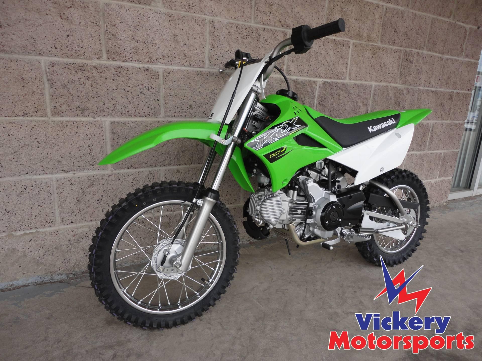 2019 Kawasaki KLX 110 Motorcycles Denver Colorado V8656
