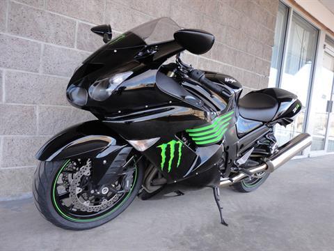 2009 Kawasaki Ninja® ZX™-14 Monster Energy® in Denver, Colorado
