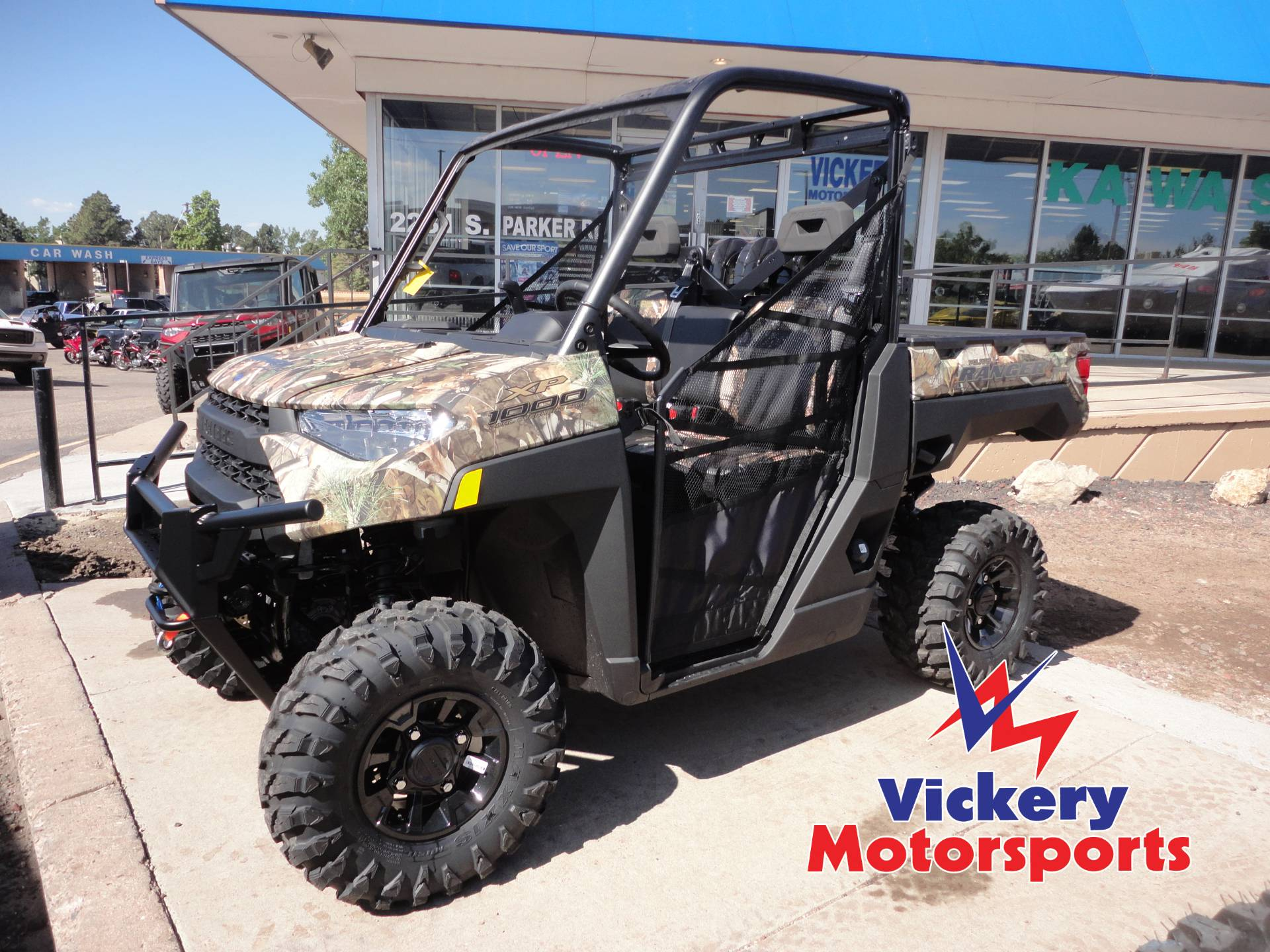 2019 Polaris RANGER XP 1000 EPS Back Country Limited Edition in Denver, Colorado - Photo 1