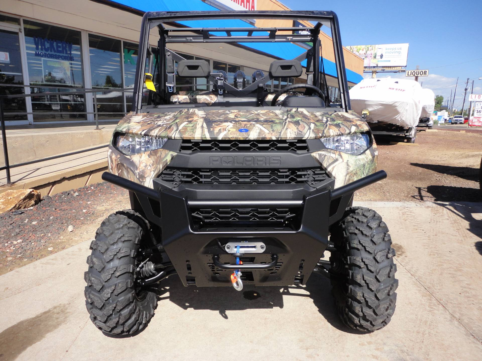 2019 Polaris RANGER XP 1000 EPS Back Country Limited Edition in Denver, Colorado - Photo 2