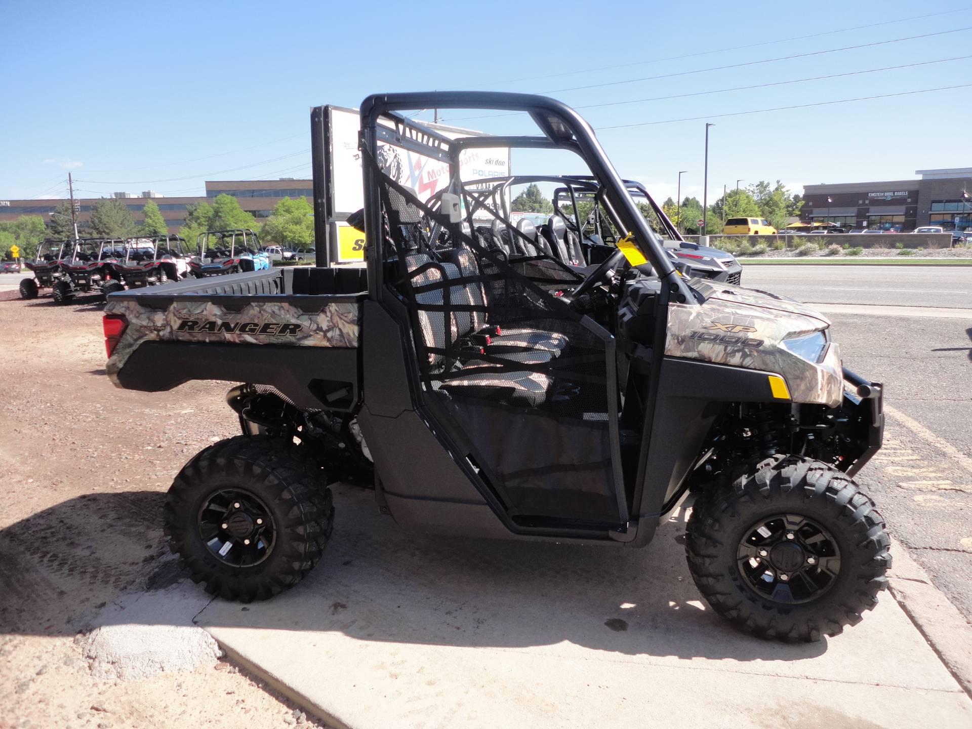 2019 Polaris RANGER XP 1000 EPS Back Country Limited Edition in Denver, Colorado - Photo 4