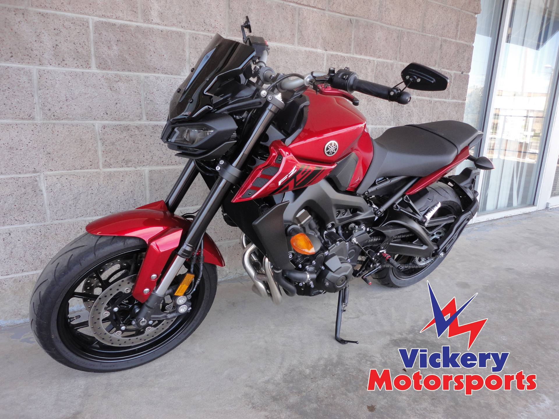 2017 Yamaha FZ-09 in Denver, Colorado - Photo 1