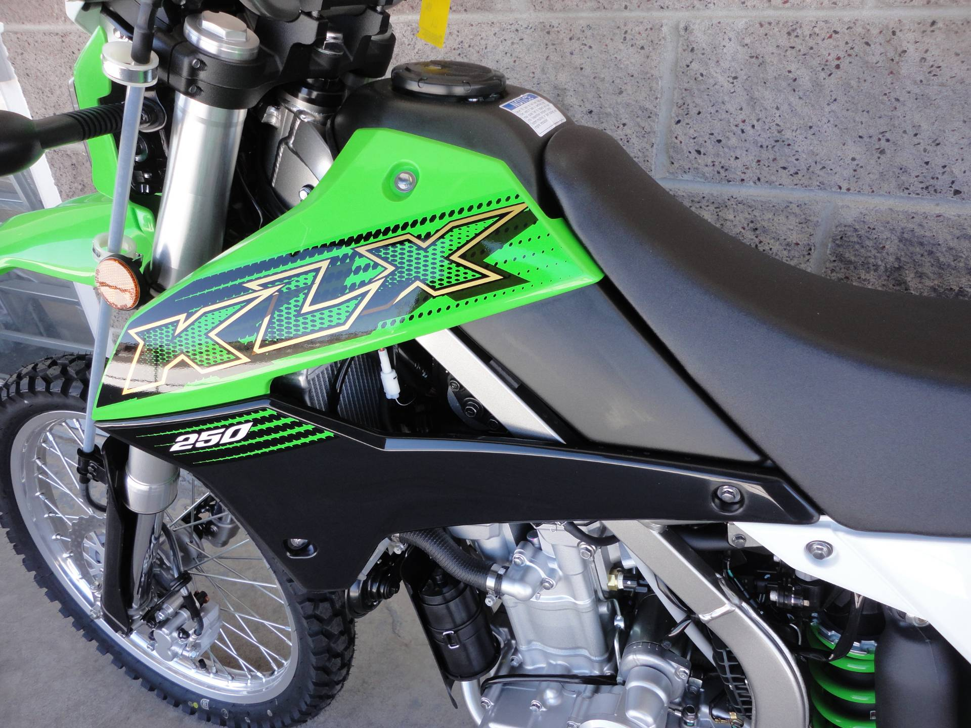 2020 Kawasaki KLX 250 in Denver, Colorado - Photo 10