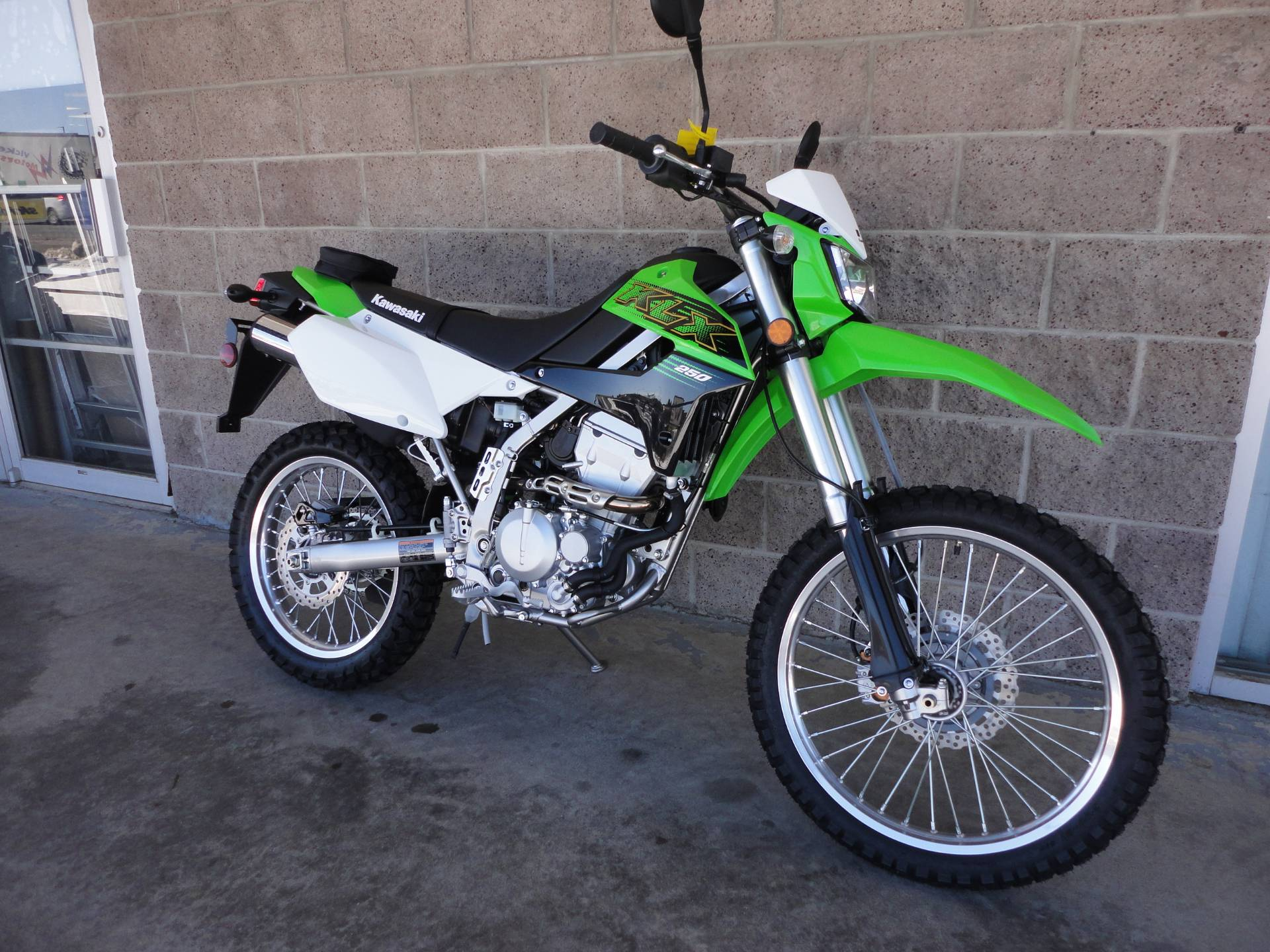 2020 Kawasaki KLX 250 in Denver, Colorado - Photo 12