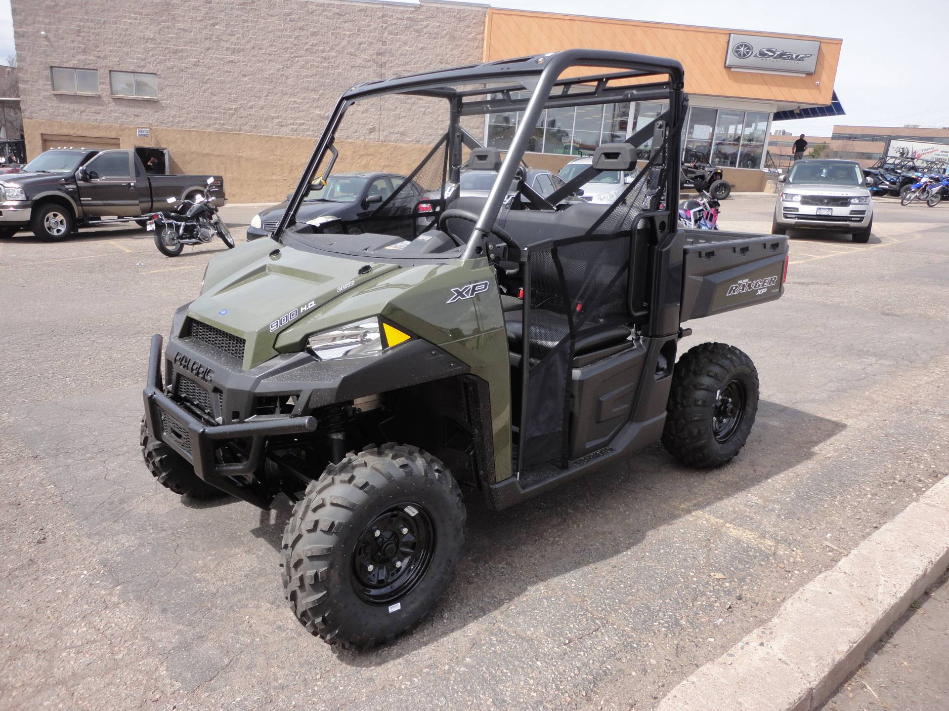 2019 Polaris Ranger XP 900 EPS in Denver, Colorado - Photo 12