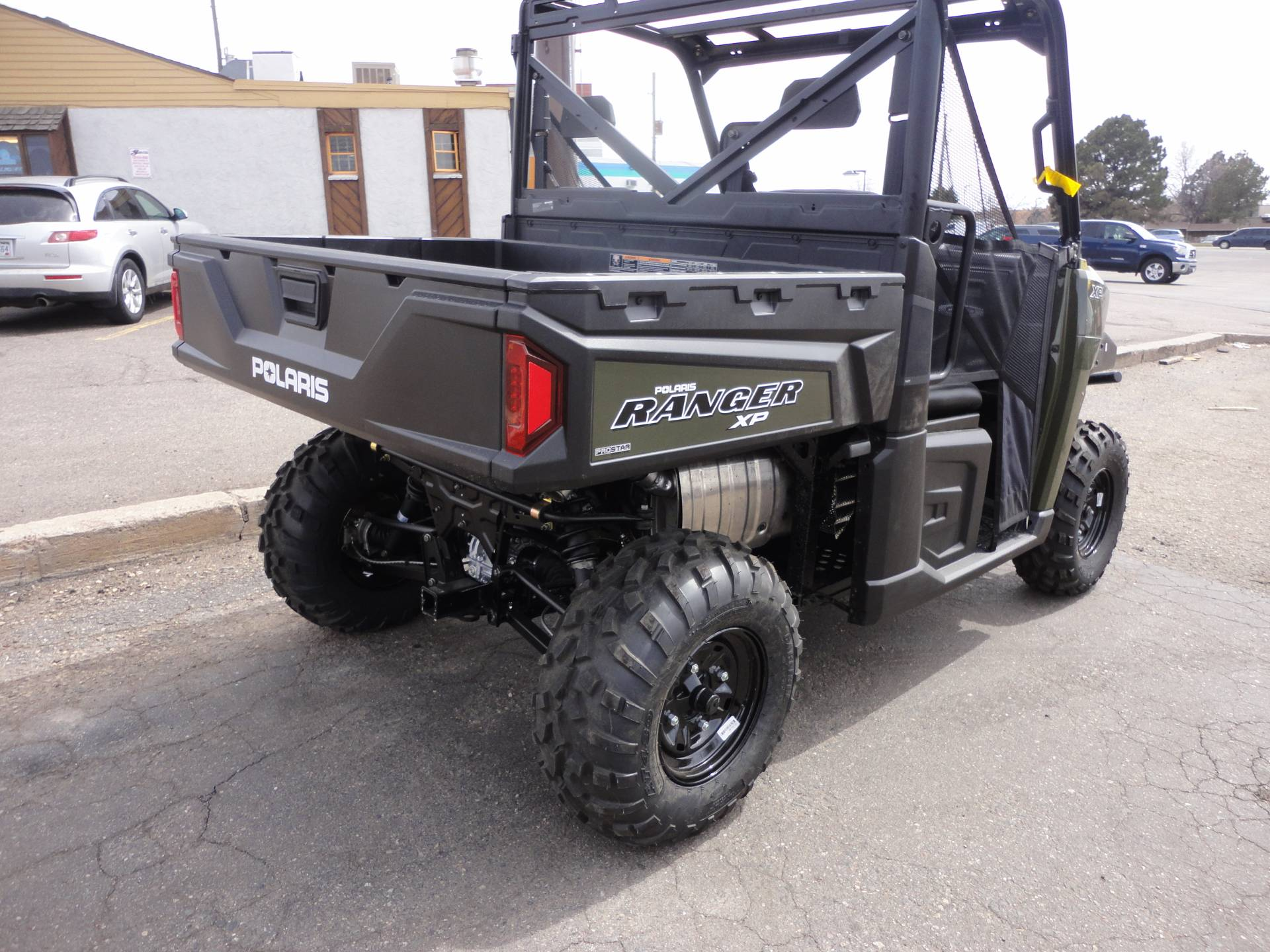 2019 Polaris Ranger XP 900 EPS in Denver, Colorado - Photo 8
