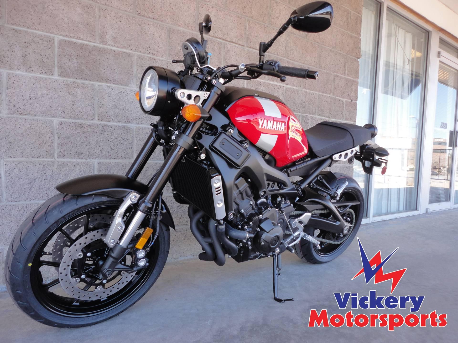 2018 Yamaha XSR900 for sale 110375
