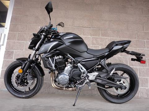 2017 Kawasaki Z650 ABS in Denver, Colorado