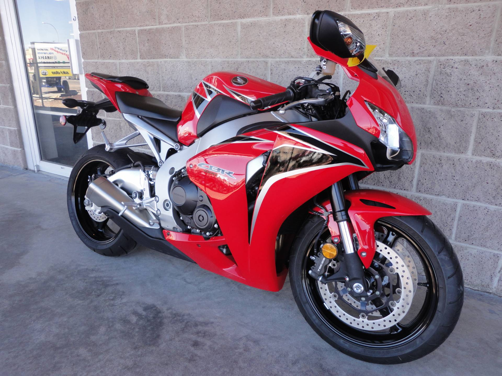 2011 Honda CBR®1000RR in Denver, Colorado - Photo 12