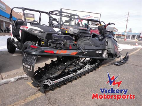 "2015 Ski-Doo Summit® X® 174 800R E-TEC®, PowderMax 3.0"" in Denver, Colorado"