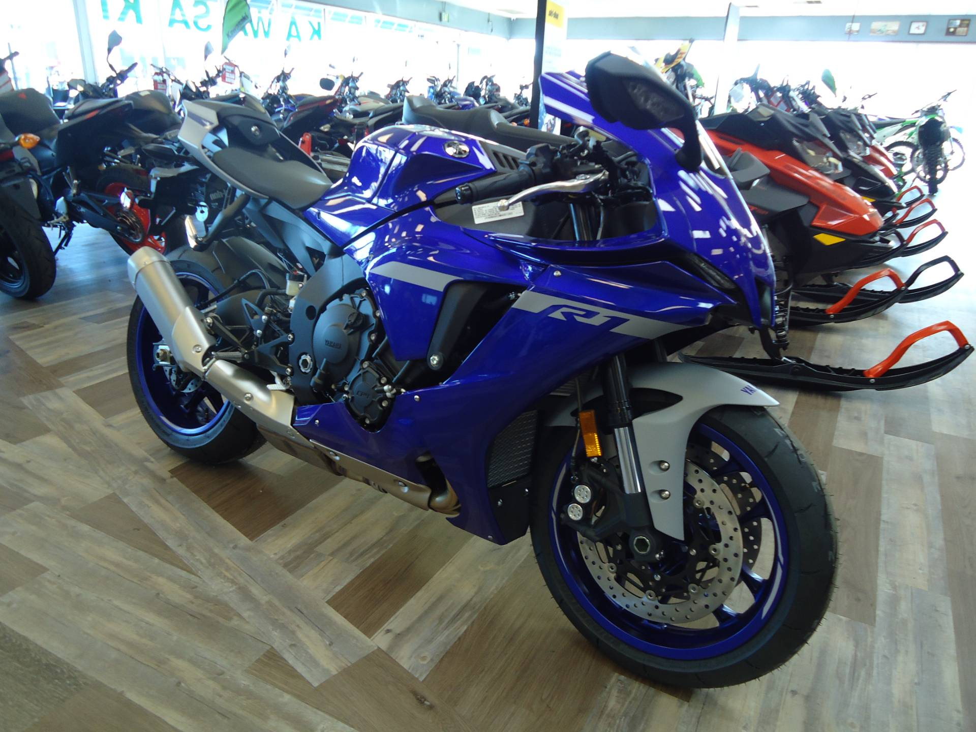 2021 Yamaha YZF-R1 in Denver, Colorado - Photo 1