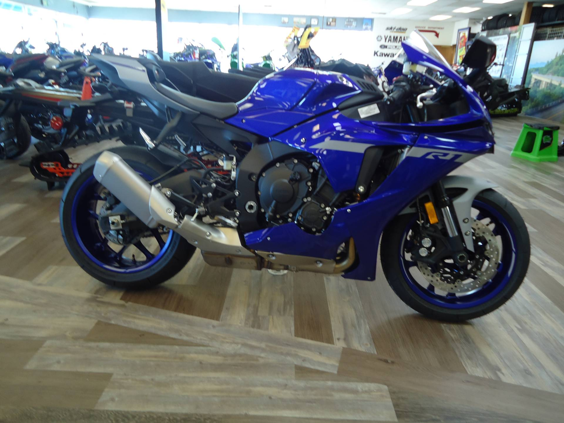 2021 Yamaha YZF-R1 in Denver, Colorado - Photo 2