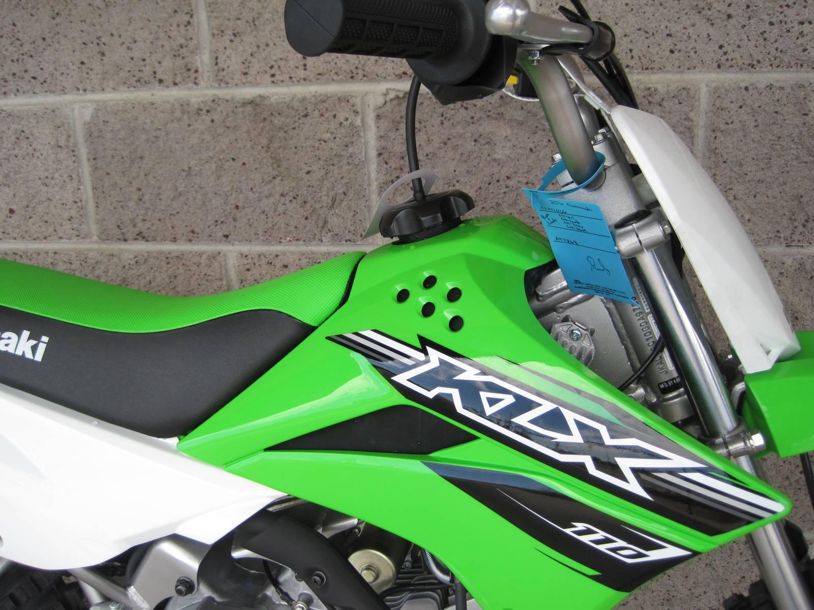2017 Kawasaki KLX110 in Denver, Colorado
