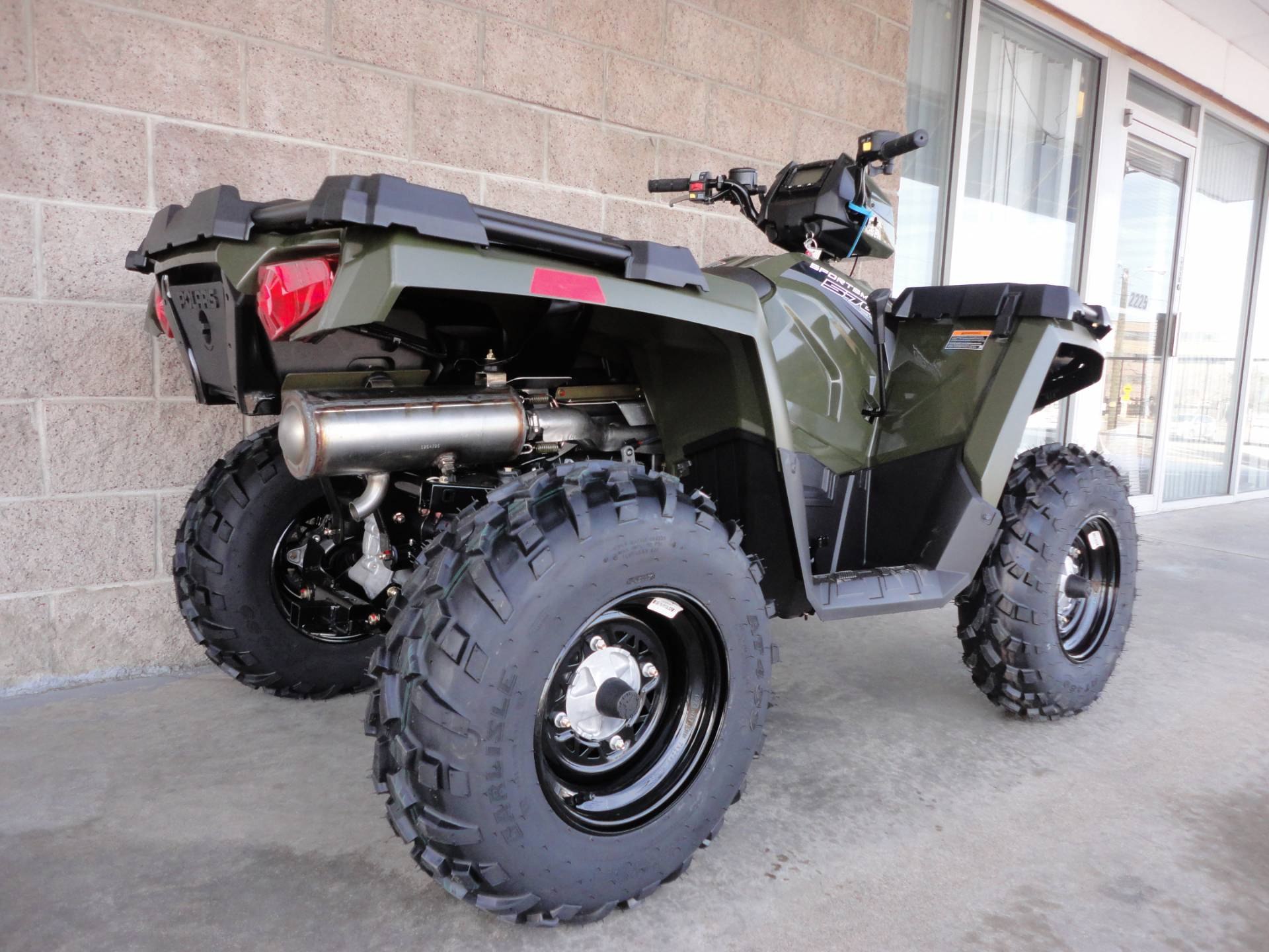 2020 Polaris Sportsman 570 EPS in Denver, Colorado - Photo 3