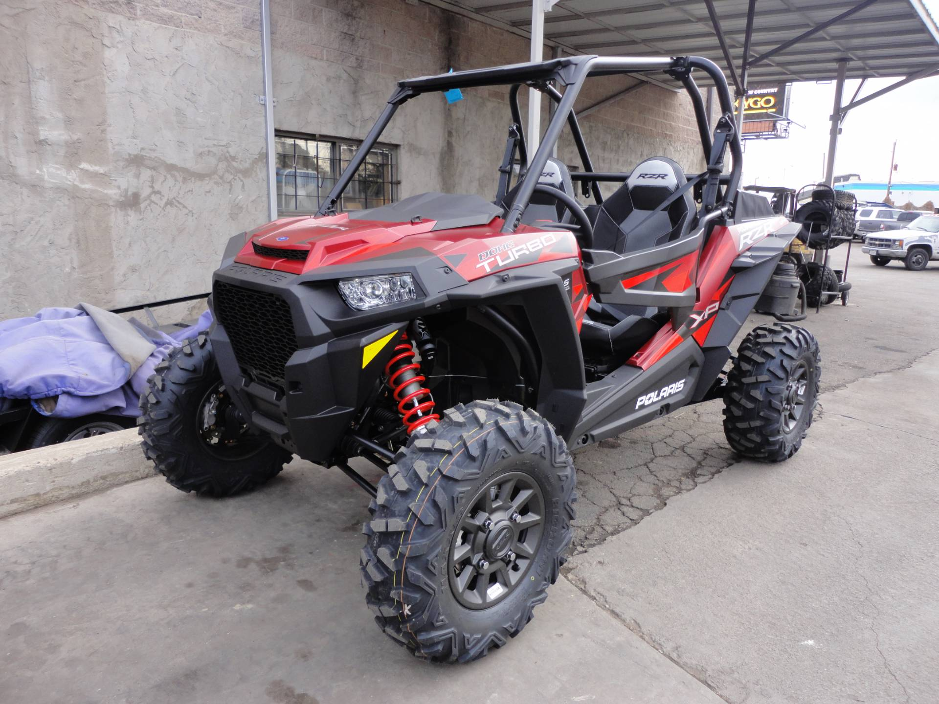2018 Polaris Rzr Xp Turbo Eps Fox Edition In Denver Colorado