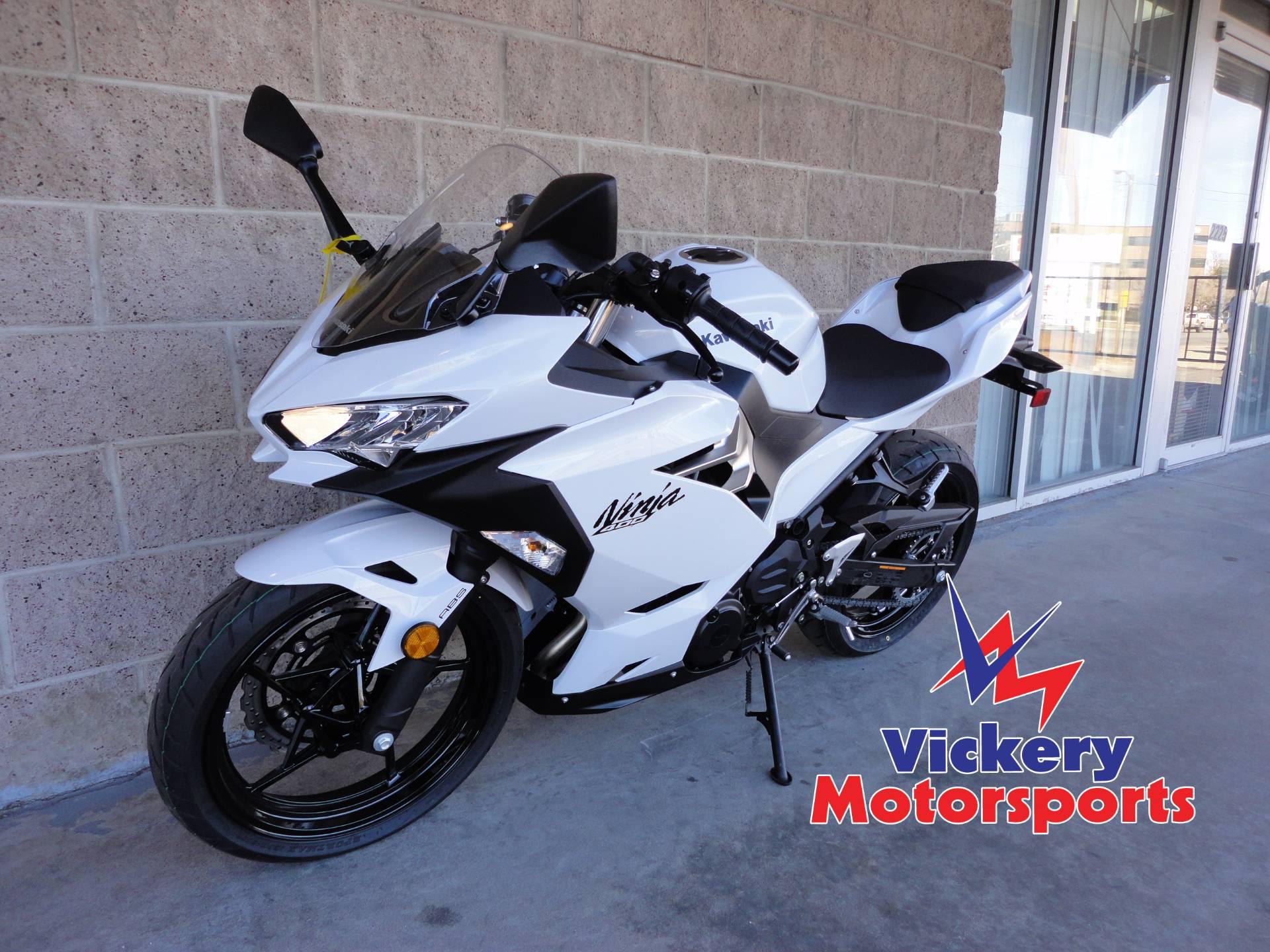 2020 Kawasaki Ninja 400 ABS for sale 232214