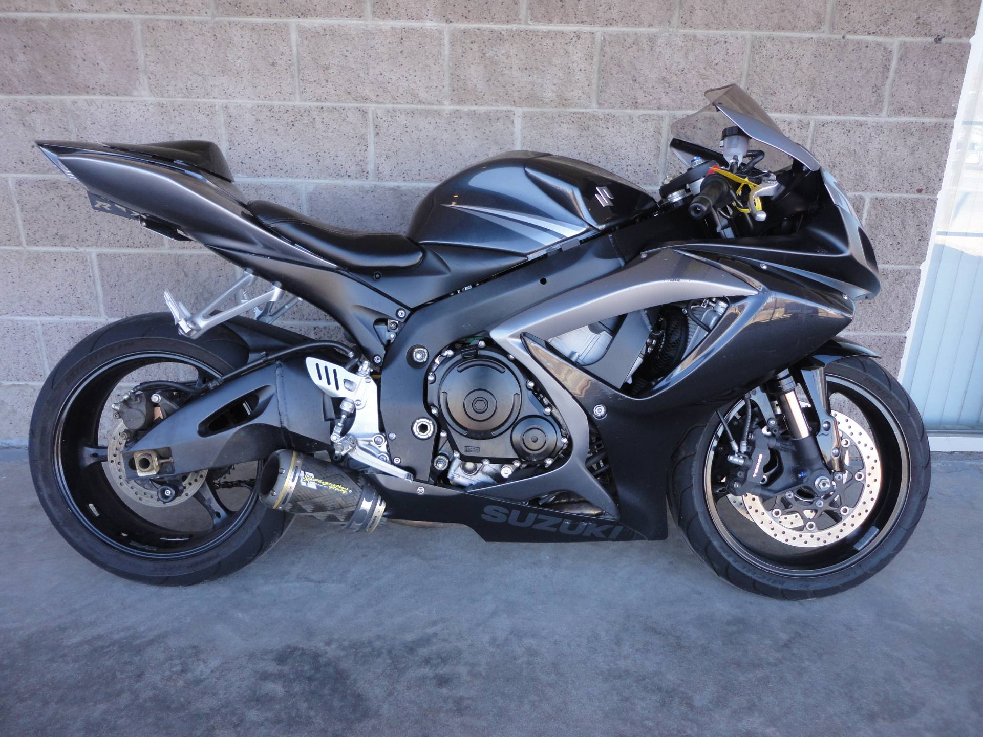 2007 Suzuki GSX-R750™ in Denver, Colorado