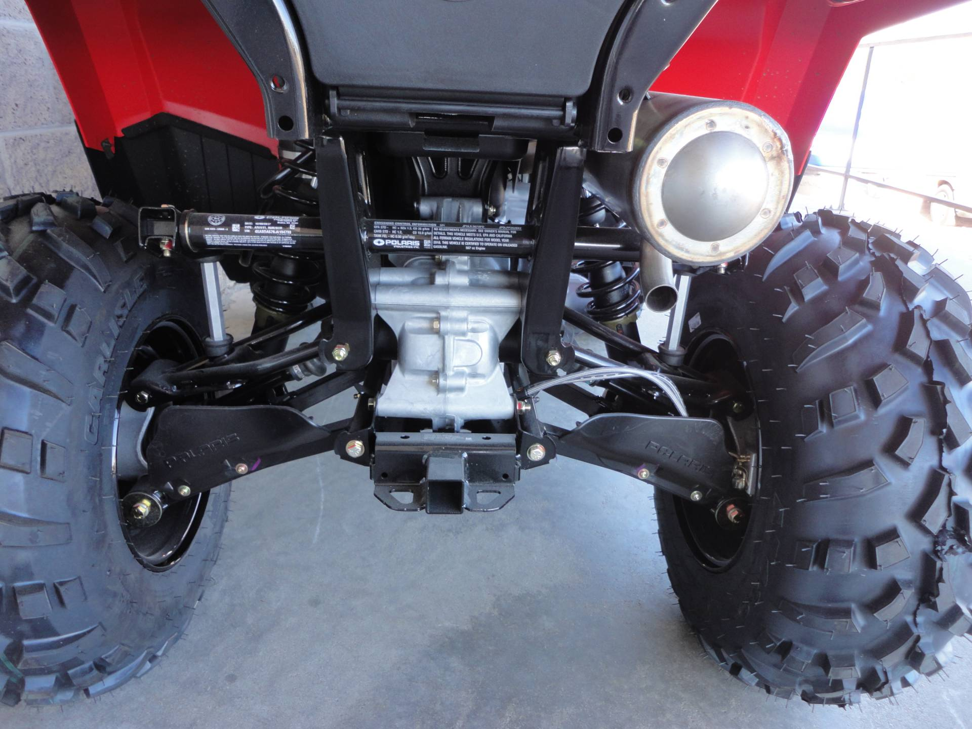 2018 Polaris Sportsman Touring 570 in Denver, Colorado